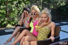 Sheena Ryder Rachael Cavalli Sexier Things With Poolside MILFS MYLF porn video