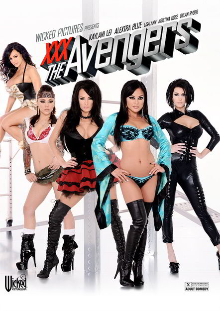 XXX Avengers - From Super Hero to Super Slut - wicked.com discount