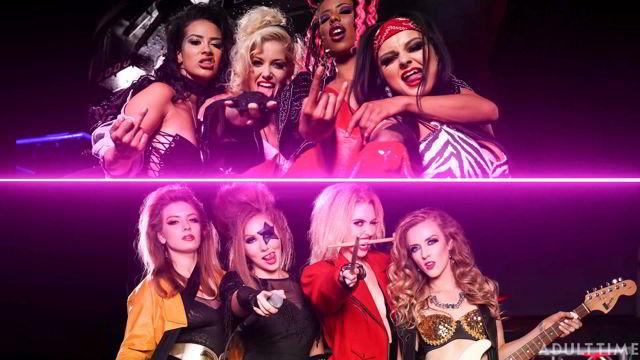 Charlotte Stokely, Karla Kush, Katrina Jade, Lena Paul - Girlcore | S2 E1 | ROCK YOU LIKE A HURRICANE - girlcore promo code