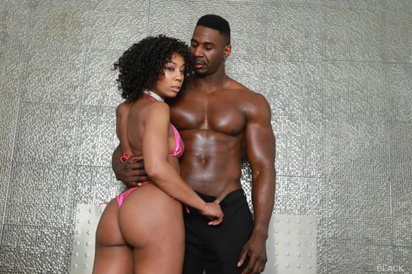 Misty Stone - Superstar: Misty Stone - AllBlackX.com Ultra HD vieo