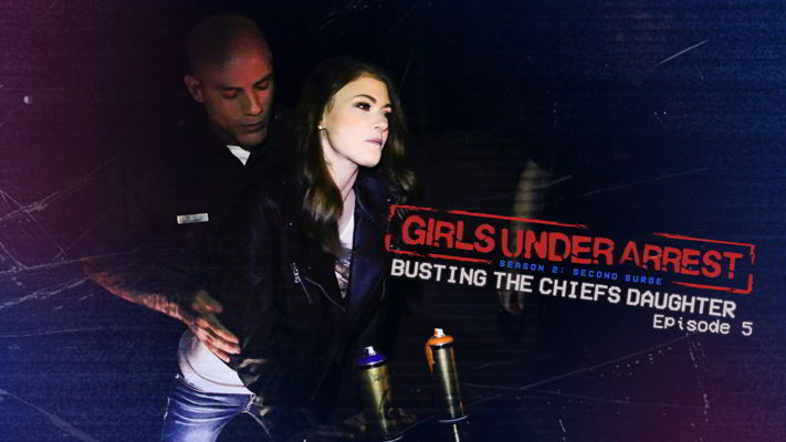 Hannah Hays - Girls Under Arrest | S2 E5 | Busting The Chief's Daughter - IsThisReal.com deals